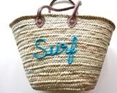 Straw Bag Fashion Bag Bea...
