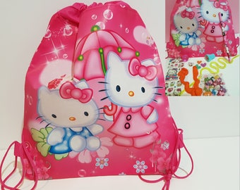 Luxury prefilled Hello Kitty party bag (10 items per bag)