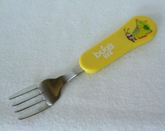 """RJ8:""""Bugs life"""" japanese fork in unused condition"""