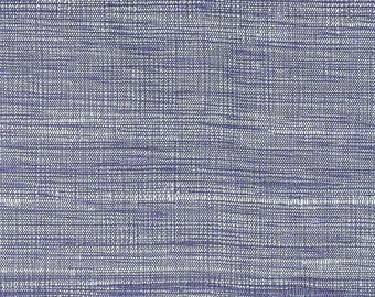 1.5 Yards 100% Silk DRESDEN BLUE Home Decor Drapery Upholstery Sewing Fabric