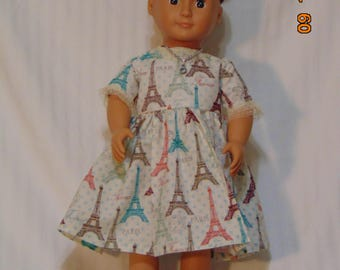 """18"""" Doll 3 piece Outfit"""