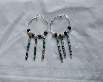 Colorful Bohemian Earrings