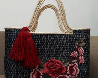 Bag with Flower application