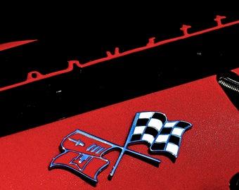Chevy Corvette Engine