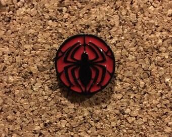 Marvel Spider-Man Enamel Pin