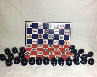 Cleveland Indians Checkers