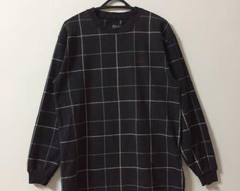 Vintage Sweatshirt Polo