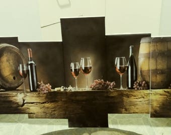 Wine an Barrel