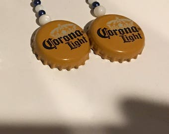 Corona Light earrings