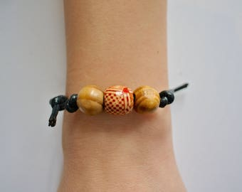 3 beads, Be Kind, Be Present, Be Mindful