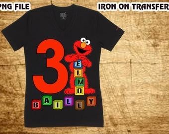 Sesame Street , Sesame Street Iron On Transfer , Sesame Street Birthday Shirt DIY , Shirt DIY , Girl Birthday Shirt DIY , Digital File