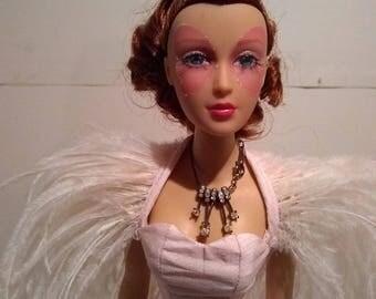 """2001 """"ALEX"""" Limited Edition Mardi Gras Doll By MADAME ALEXANDER"""