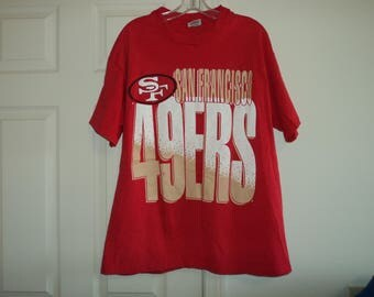 Vintage 90s San Francisco 49ers T-Shirt
