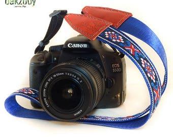 Camera Strap / DeepBlue Strap