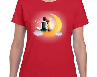 Moonpig Women  T Shirts T Shirt