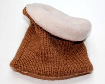 Hundeloop measure, alpaca wool loop