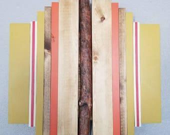 Abstract Art, Abstract Wall Art, Wall Decor, Wall Art, Tree Art, Home Decor