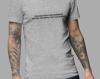 Damage People Shirt #R