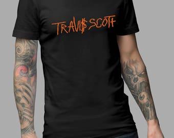 Travis Scott Tee #J