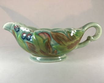 Clarice Cliff, Newport Pottery Co. England Sauce/Gravy Bowl