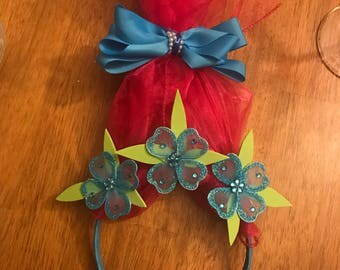 Princess Poppy Head Band