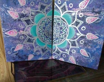 Sister Silver Mandala