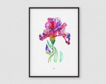 Poster | Art Printing | Artprint | Iris-Print A4