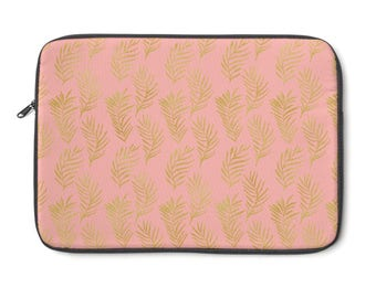 Golden Dance Laptop Sleeve