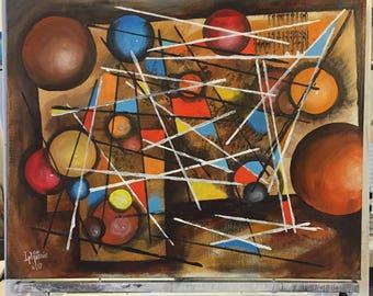Sticks And Stones  Print - Don Mathis Artist