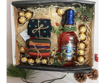 Chivas Regal Box