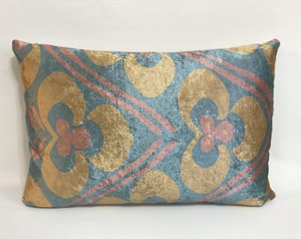 "decorative pillow velvet pillow cover 16"" x 24"" FEDEX Fast Delivery within 1-3 days"