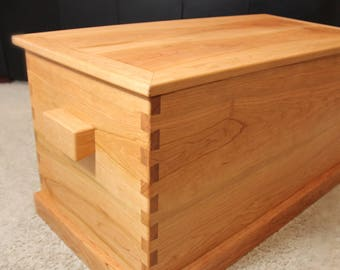 Chest - Hope / Blanket Chest - Made to Order