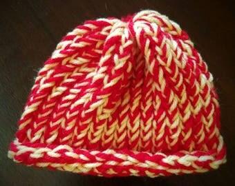 Newborn winter hat