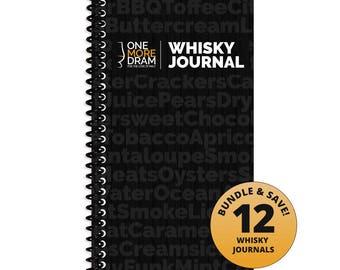 Whisky Journal (Bundle of 12)