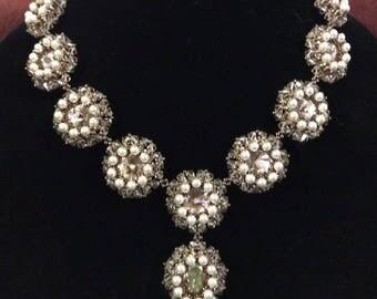 Padmavati necklace Tutorial