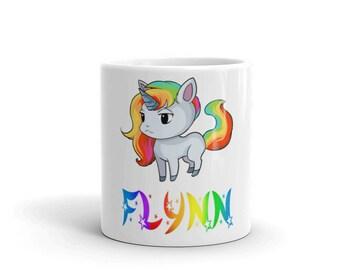 Flynn Unicorn Mug