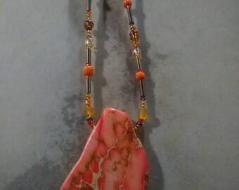 Desert Sky necklace