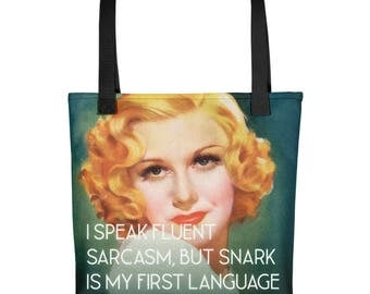 Retro Feminist Tote bag