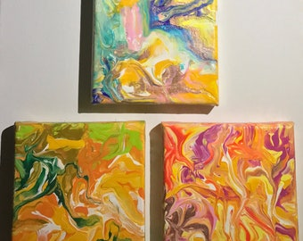3 Mini Abstracts