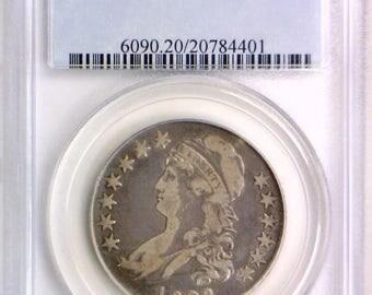 1808 Bust Half Dollar PCGS VF-20