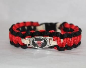 Chicag Bulls Bracelet