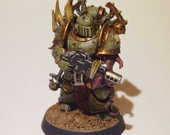 Hand-painted Death Guard - Warhammer 40k