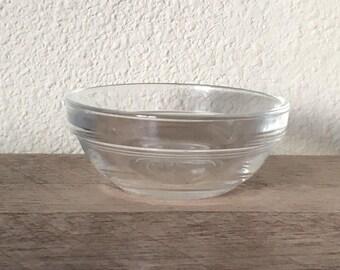 Duralex Condiment Stackable Bowls- Set of 6 (six)