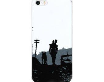 Lone Wanderer iPhone Case