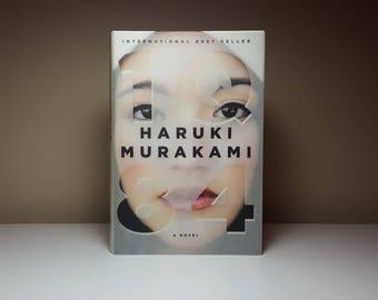1Q84 - Haruki Murakami 1st US edition/1st printing