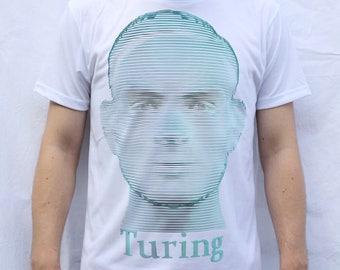 Alan Turing T shirt