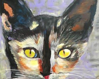 Pet Portraits,Custom Painting