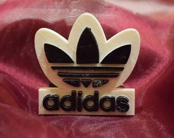 3D PRINTED Adidas Logo