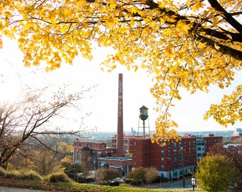 View from Libby Hill in Autum