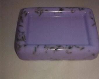Lavender bubble bar